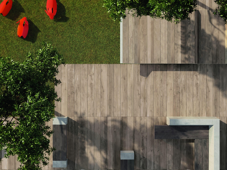 Keramische tegels voor buiten